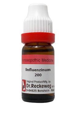 Dr Reckeweg Influenzinum 6C, 30C, 200C, 1M, 10M