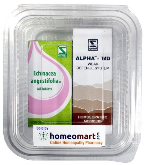 Schwabe imunity with Alpha WD & Echinacea angustifolia