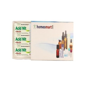 Acid Nitricum homeopathy pills