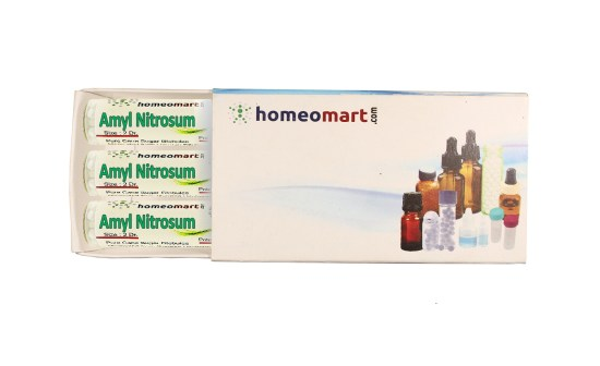 Amyl Nitrosum homeopathy pills
