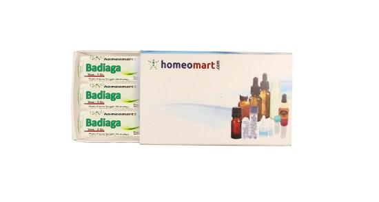 Badiaga homoepathy pills