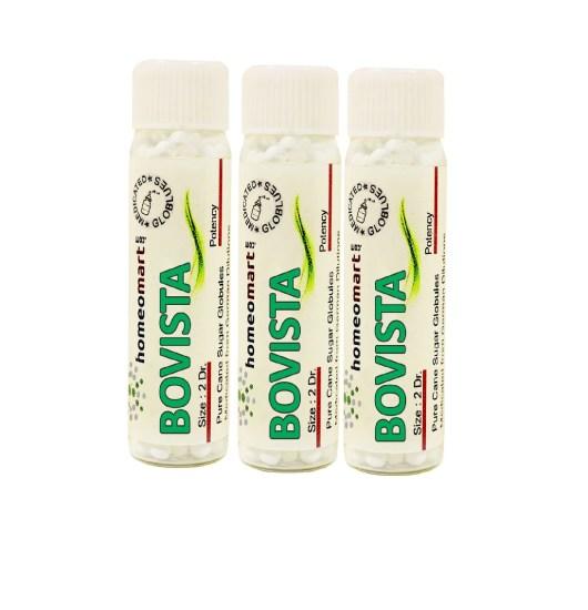 Bovista homeopathy pills