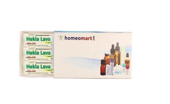 Hekla Lava homeopathy pills