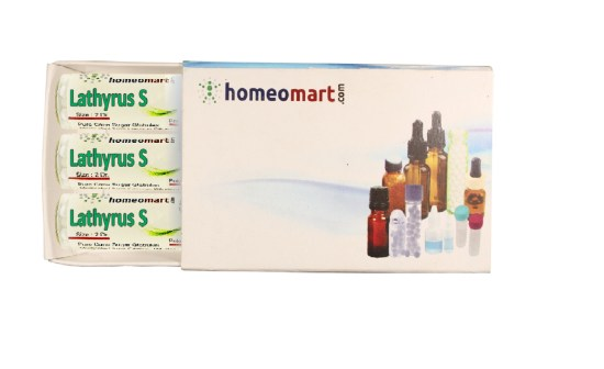 Lathyrus Sativus homeopathy pills