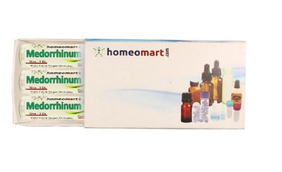 Medorrhinum homeopathy pills