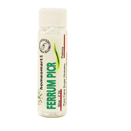Ferrum Picricum homeopathy pills