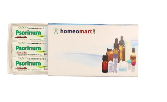 Psorinum homeopathy pills