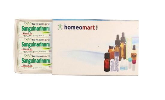Sanguinarinum homeopathy pills