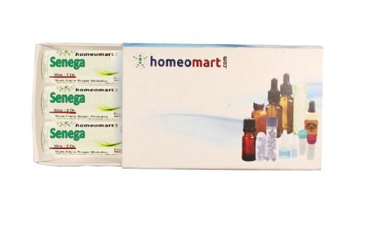 Senega homeopathy pills