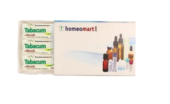 Tabacum homeopathy pills