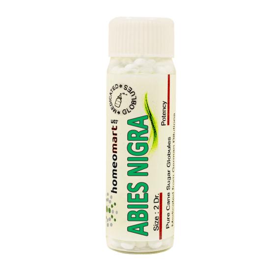 Abies nigra Homeopathy 2 Dram Pellets 6C, 30C, 200C, 1M, 10M