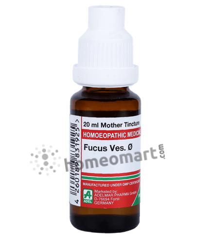 Adel Fucus Vesiculosus Homeopathy Mother Tincture Q