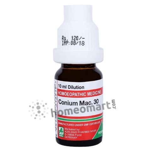 Adel Conium Mac Homeopathy Dilution 6C, 30C, 200C, 1M