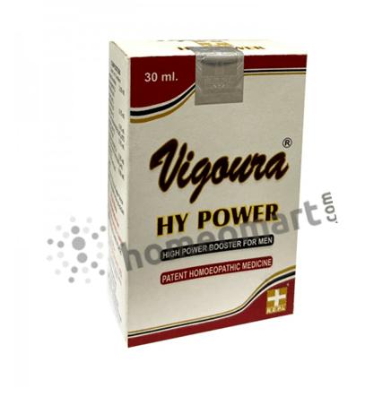 REPL Vigoura HY Power high power booster for men