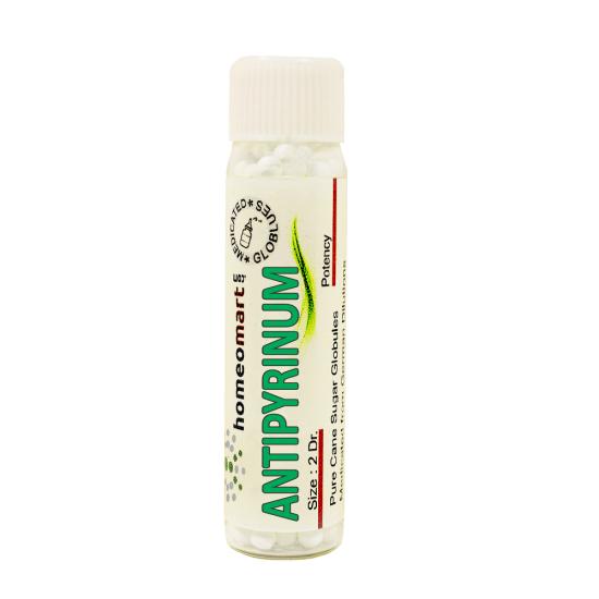 Antipyrinum Homeopathy 2 Dram Pellets 6C, 30C, 200C, 1M, 10M