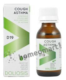 Doliosis-D19 Cough Asthama