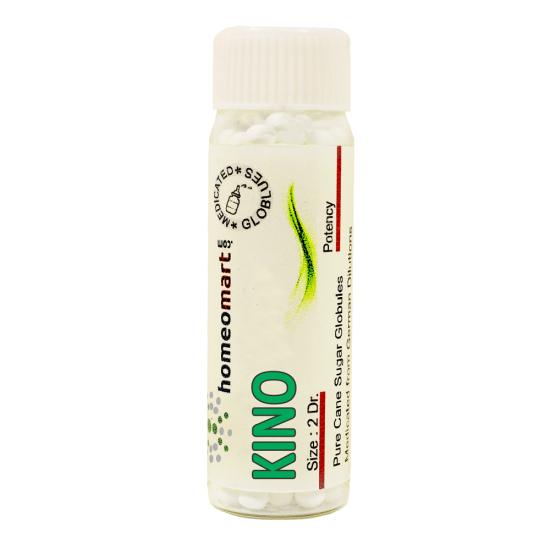 Kino Homeopathy 2 Dram Pellets 6C, 30C, 200C, 1M, 10M