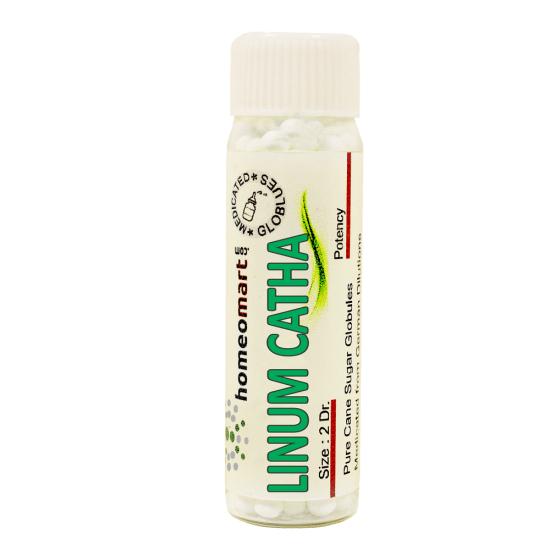 Linum Catharticum Homeopathy 2 Dram Pellets 6C, 30C, 200C, 1M, 10M