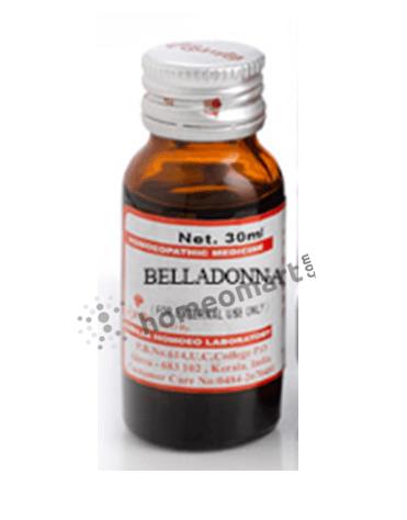 Similia Belladonna Oil for acne, rashes & skin disorders