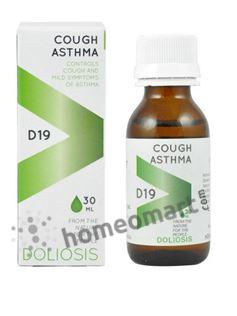 Doliosis D19 for Cough Ashtma
