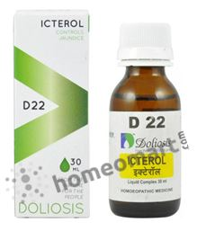Doliosis D22 for Icterol
