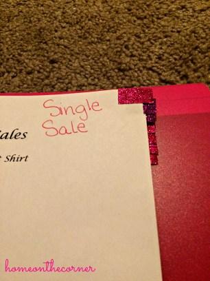 Single Sale