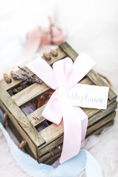 Photography by Lieb Photographic Thank You Gift by Southern Grown Vintage