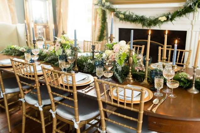 Photography by Candice Adelle Photography Venue at The Chilton House Floral Design by Sarena Floral Designs Rentals by Bella Villa Shop Design and Planning by Terry Kaye Events