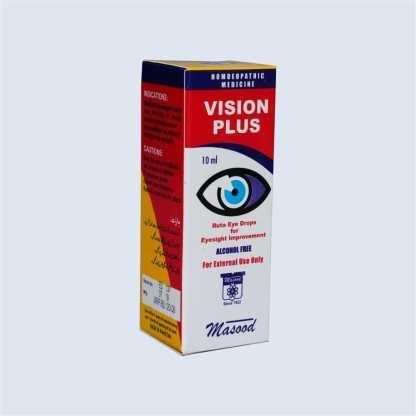 VISION PLUS Eye Drops Masood