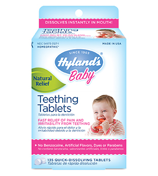 hylands-teething