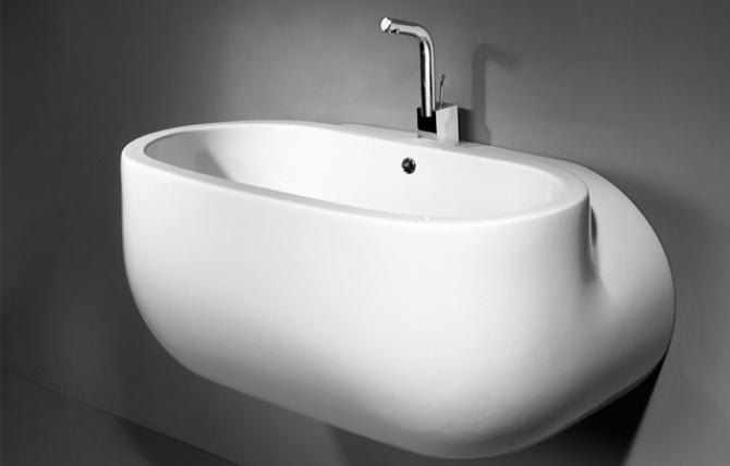 90 WCA Washbasin