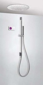 Built-in Electronic Thermostatic Shower Kit-671