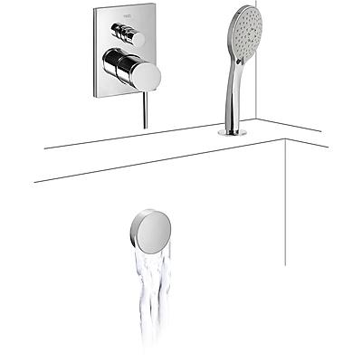 Mono-term Built-in Tapware for Bathtub / Shower