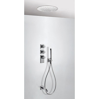 Built-in Thermostatic Tapware for Bath
