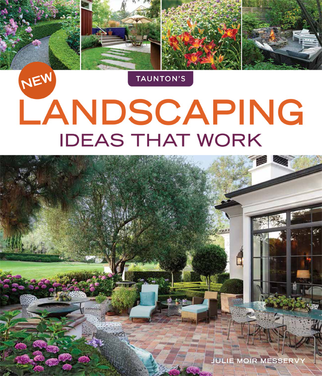 As Winter Winds Down, We Could All Use A Little Garden Inspiration. How  About 200+ Pagesu0027 Worth? Julie Moir Messervyu0027s Latest Book, New Landscaping  Ideas ...