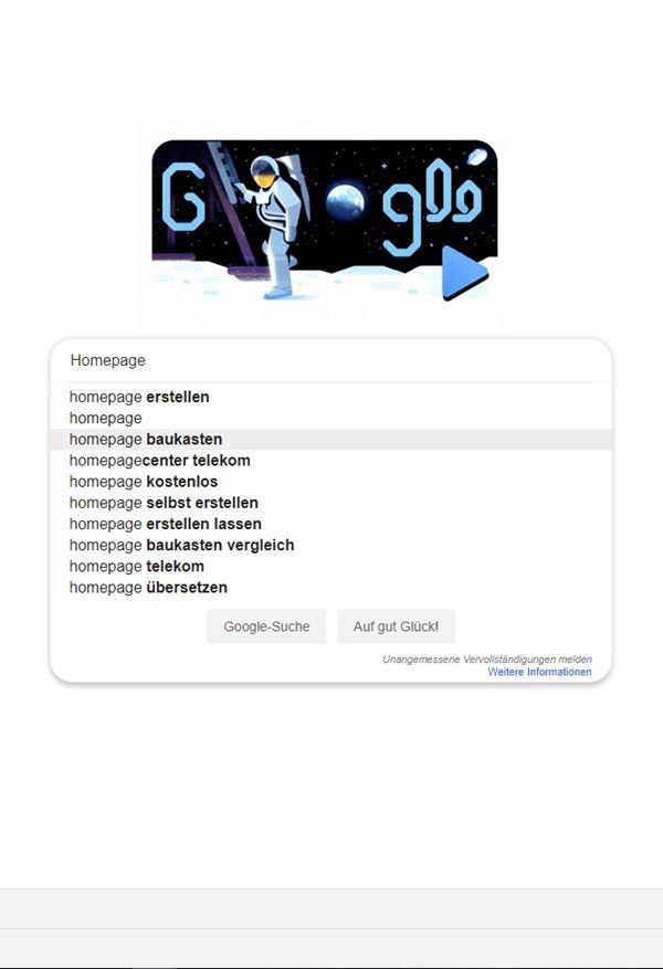 Für eine Top10 Suchmaschinenoptimierung liefert google bereits einige mögliche Suchbegriffe