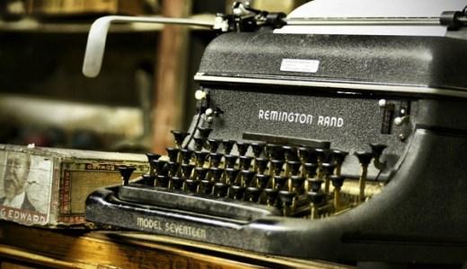 Macでタイプライターのタイピング音を再現できるTypewriter Keyboard