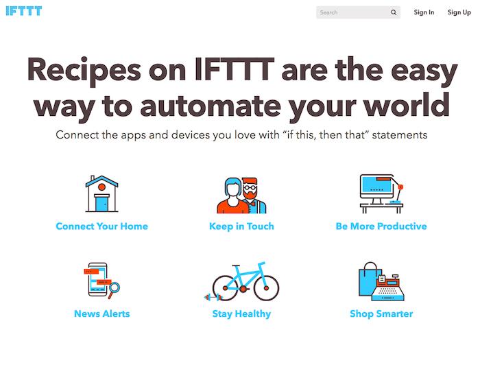 IFTTTを使ってTwitterにインスタグラムの写真を自動投稿する