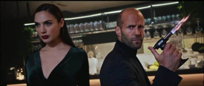 Big Game First Spot with Jason Statham & Gal Gadot3