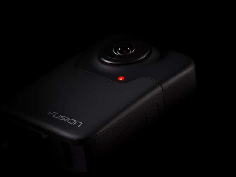 GoProの360度カメラ「Fusion」