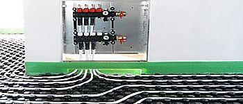 Impianto di riscaldamento tradizionale e a pavimento - Costo impianto idraulico casa 150 mq ...