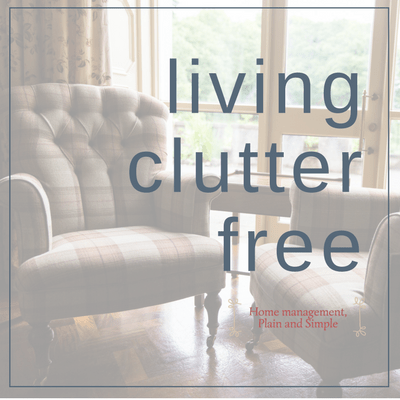 Clutter Free, Quick and Easy