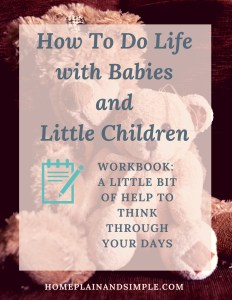 How To Life with Little People