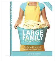 Large Family Logistics