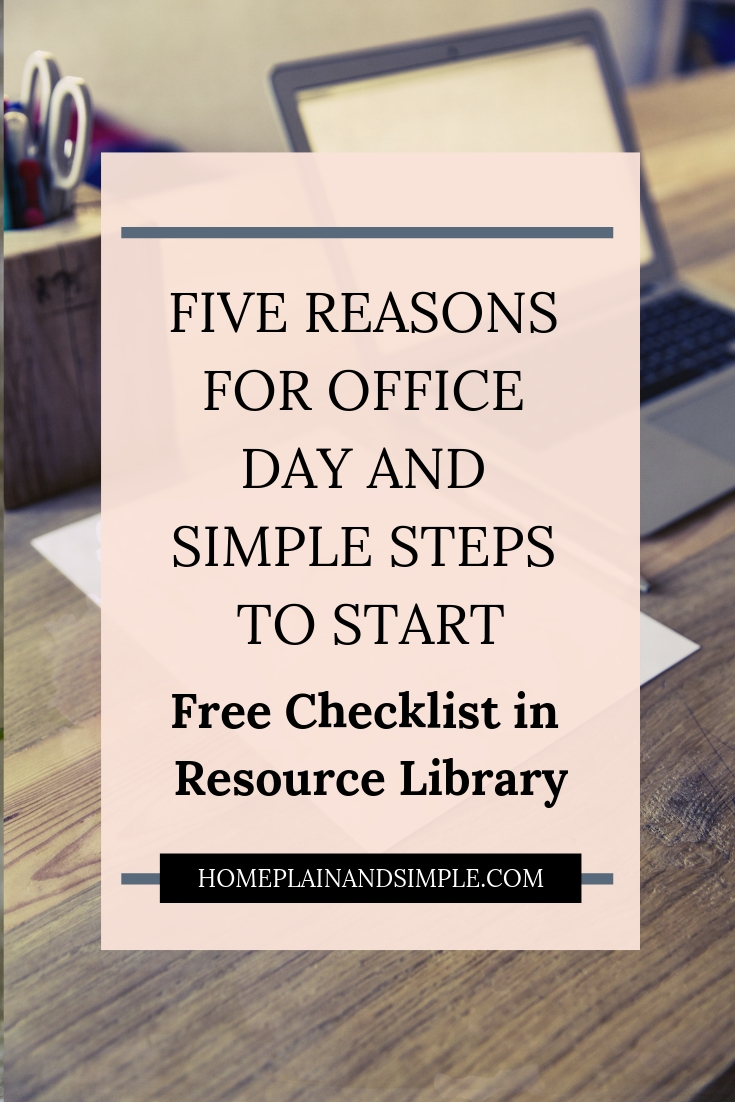 Five Reasons for Office Day and Simple Steps to Start.