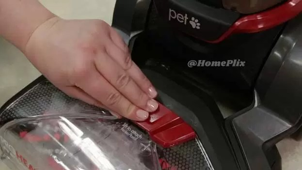 bissell-proheat-pet-not-picking-up-water