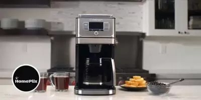 Best Coffee Maker with Grinder 2019 - Top Picks and Guide | HomePlix
