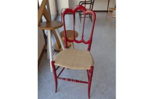 chiavari chairs completed