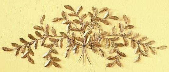 Leaf Wall Decor As Natural Wall Decor Ideas