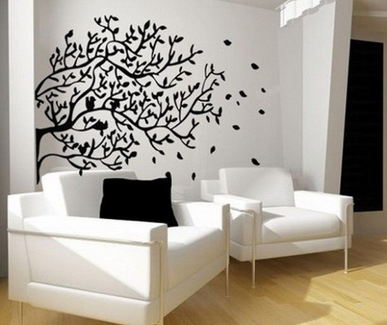 Creative and Cheap Wall Decor Ideas for Living Room | Home ... on Creative Living Room Wall Decor Ideas  id=51818